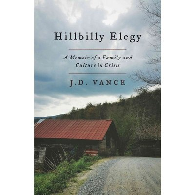 Book Discussion - Hillbilly Elegy