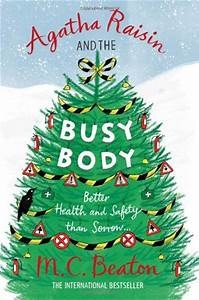 Book Discussion - Busy Body