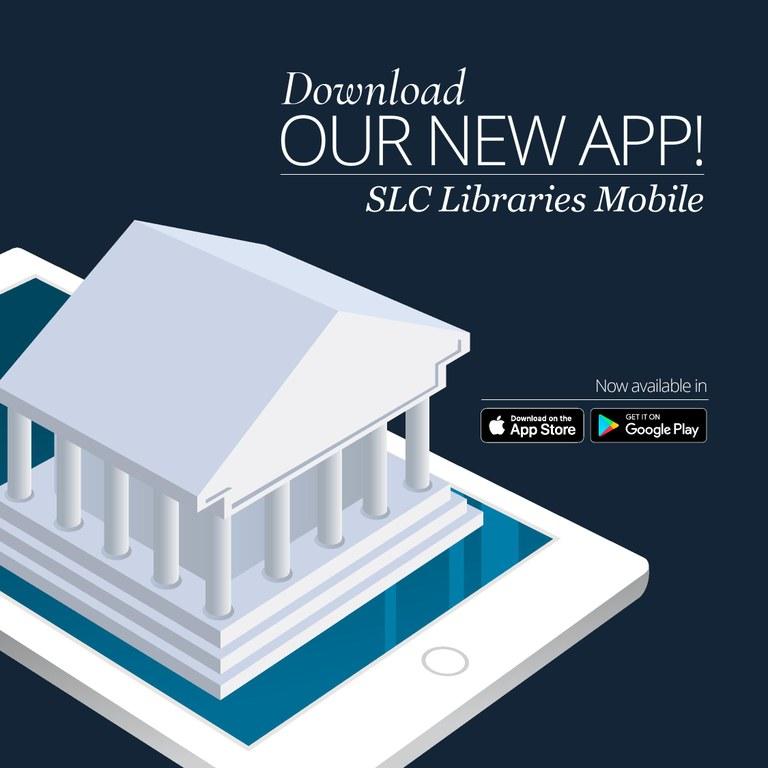 New library app! — Utica Public Library